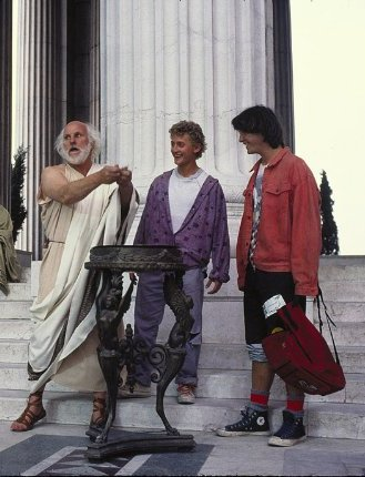 Bill Ted Socrates 2
